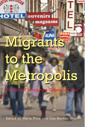 Book Cover: Migrants to the Metropolis